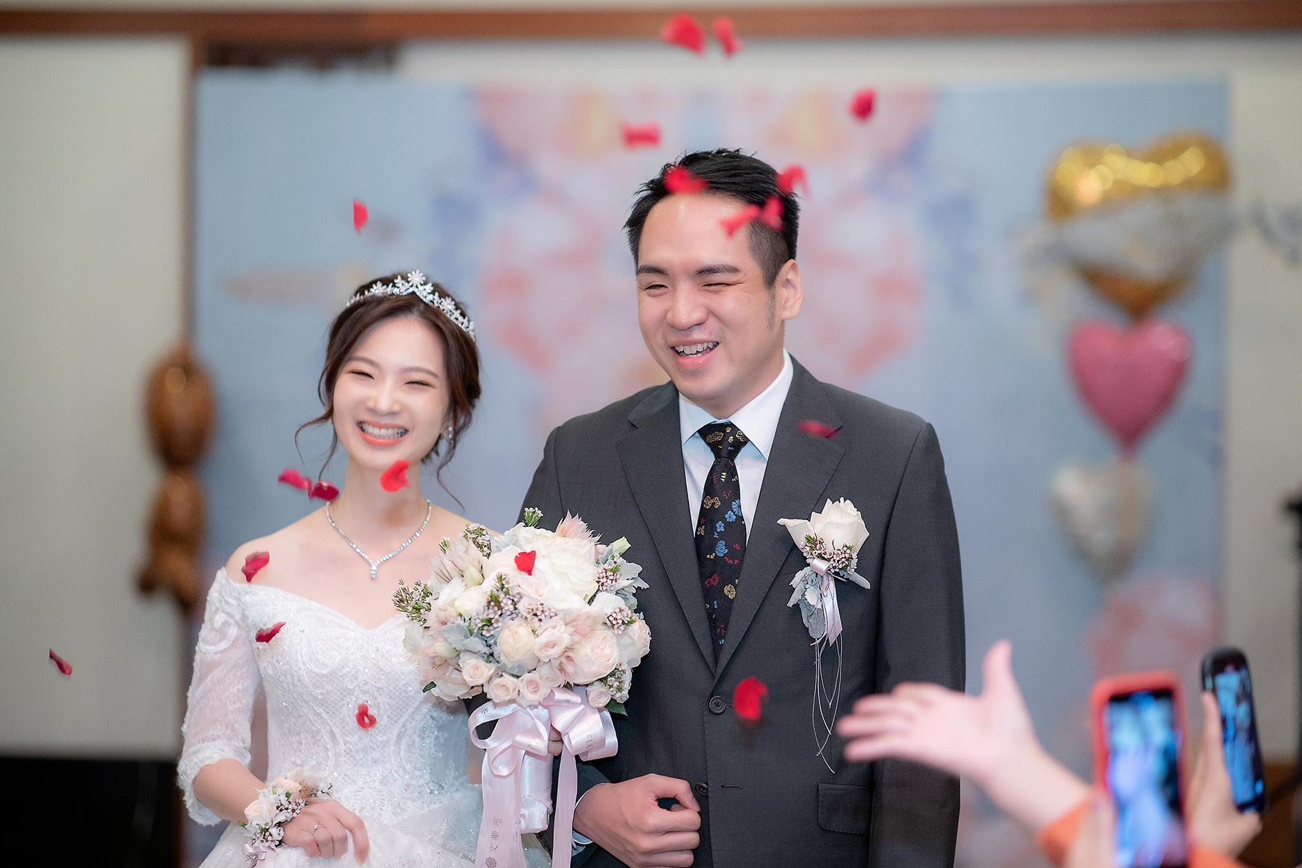 圓山大飯店</br>婚禮紀錄